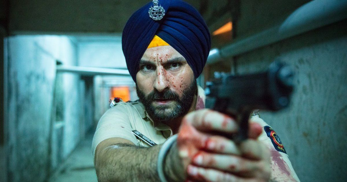 Netflix series 'Sacred Games' gets a July premiere date