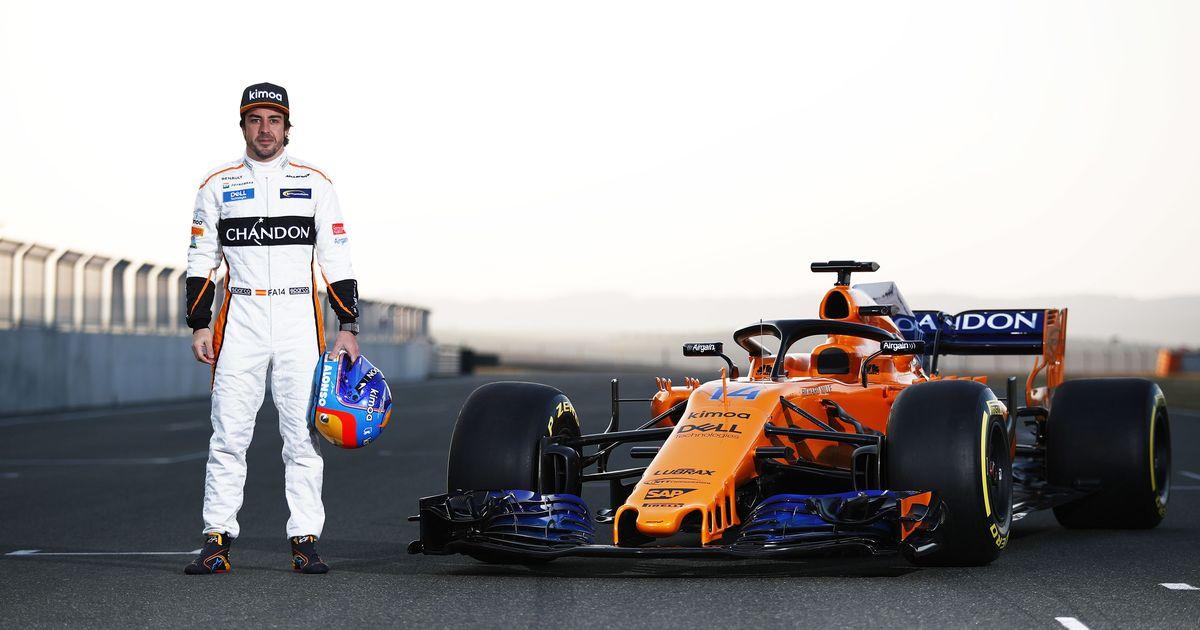 McLaren, Ferrari, Merc-AMG reveal 2018 Formula 1 cars
