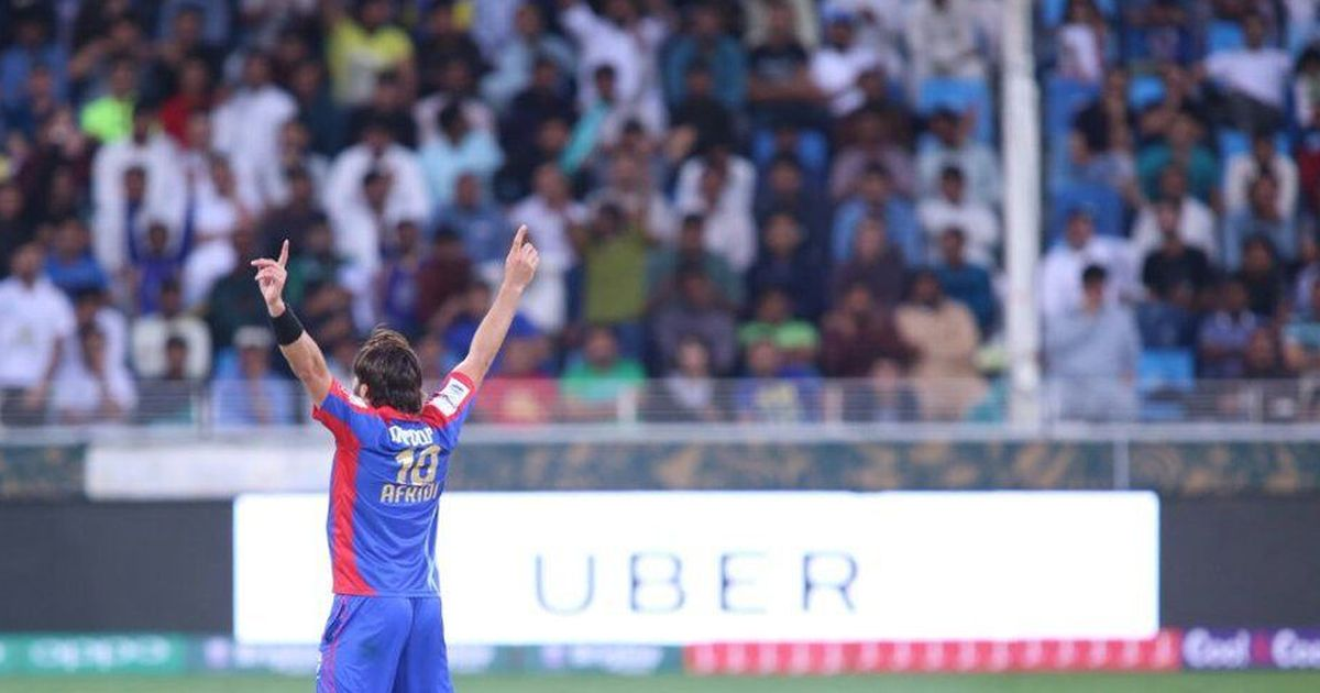 Islamabad United set 177 to beat Peshawar Zalmi