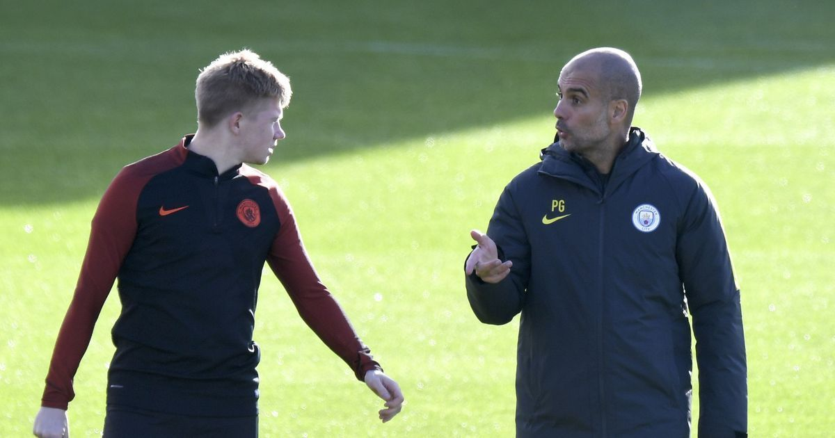 De Bruyne sees Premier League champs Manchester City extend golden era under Guardiola