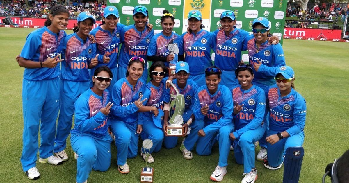 India achieve historic double as they outclass South Africa to clinch T20 series 3-1