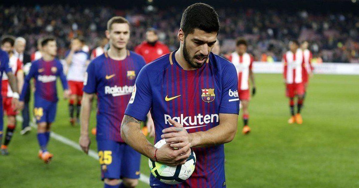 La Liga: Atletico Madrid-bound Luis Suarez leaves last Barcelona training in tears