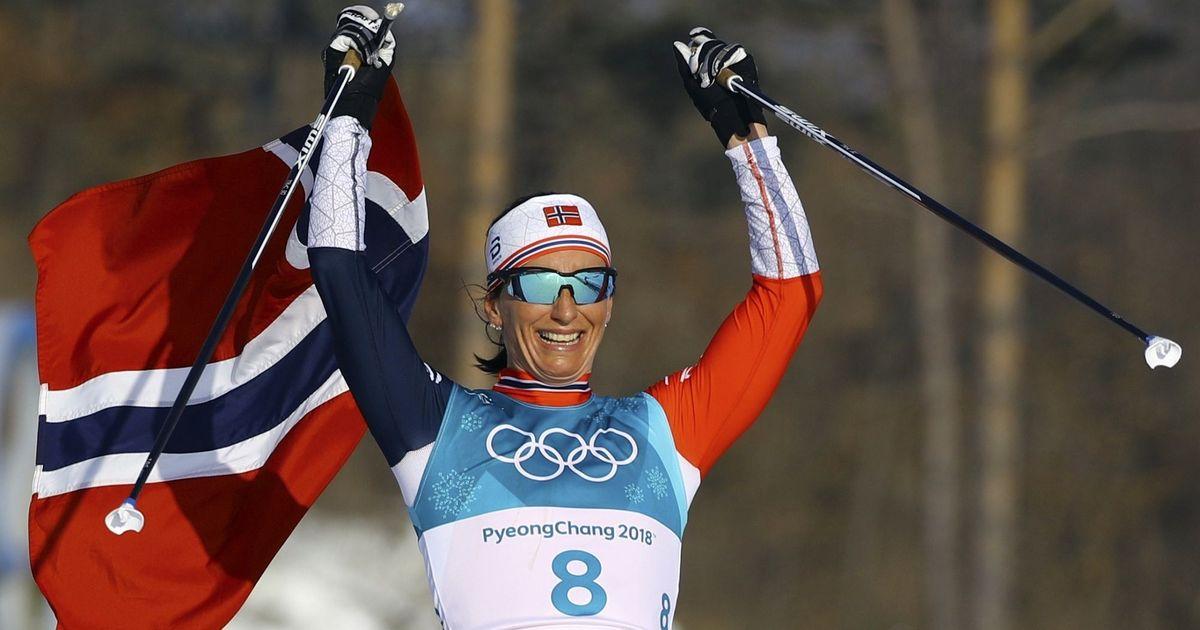 Winter Olympics: Record-Breaker Marit Bjoergen Puts Norway Top Of Final Tally