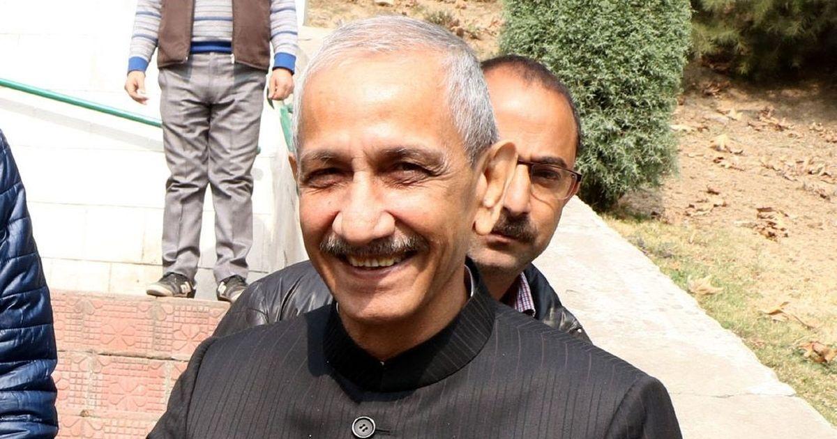 Former Jammu and Kashmir interlocutor Dineshwar Sharma dies at 66