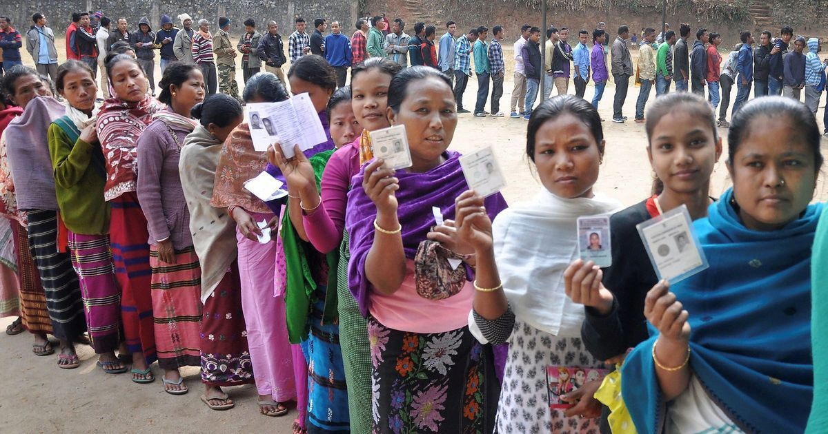 Meghalaya Assembly elections: 67% polling recorded till 5 pm