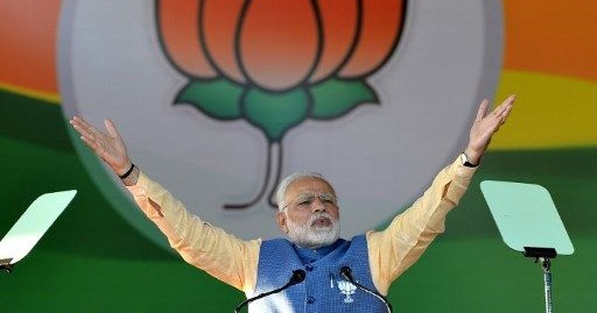 With eye on 2019 Polls, PM Modi to meet BJP Chief Ministers