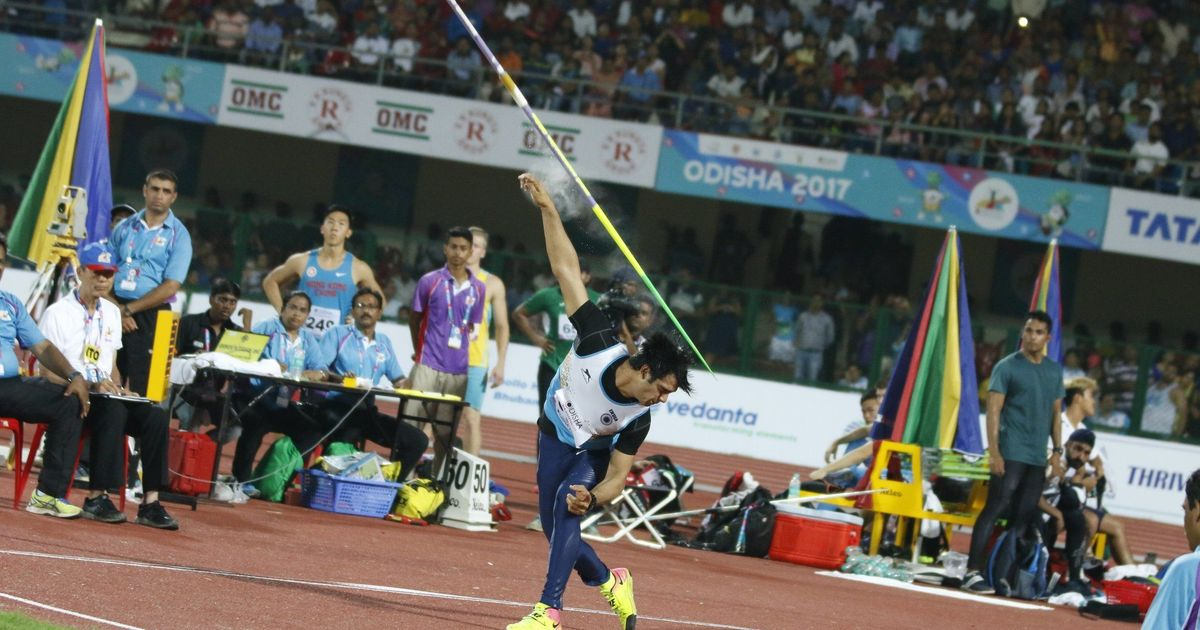 CWG 2018 Athletics: Neeraj Chopra, Vipin Kasana, men's 4 X 400 metre relay team qualify for finals