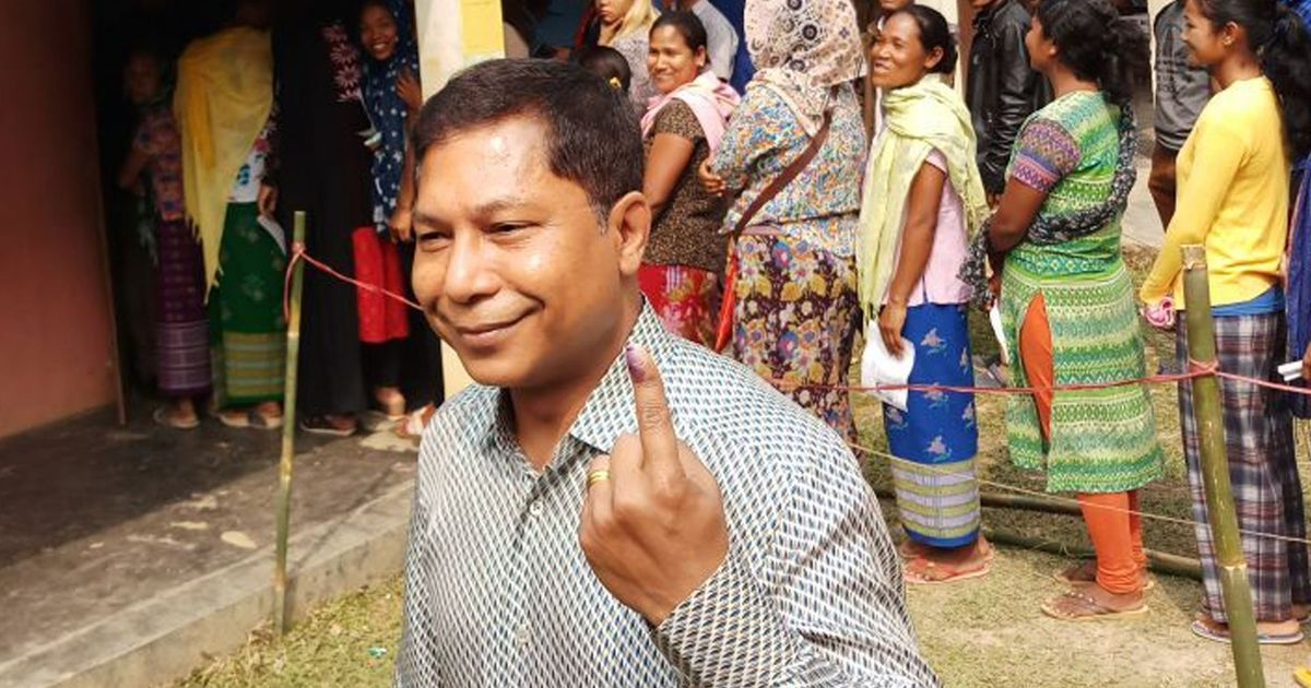 UDP extends support to NPP to form govt in Meghalaya