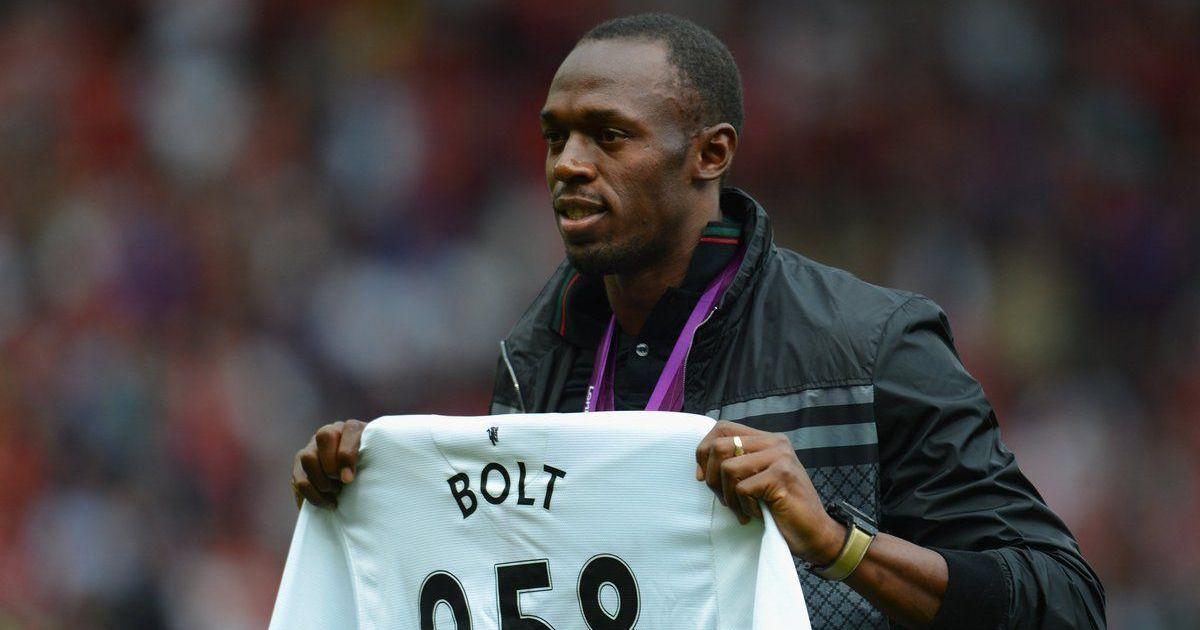 Bolt signs on for United Kingdom charity game