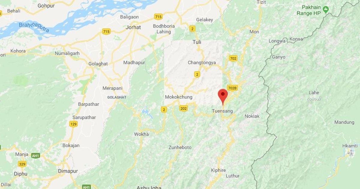 Nagaland elections: Sashastra Seema Bal jawan Atul Kumar dies after ...