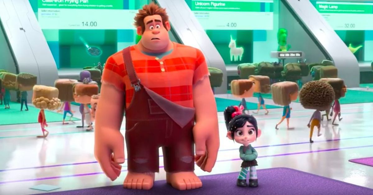 Trailer talk: Get online with 'Ralph Breaks The Internet: Wreck-It-Ralph 2'
