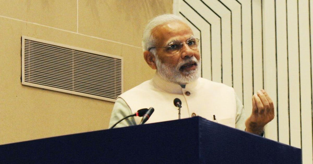हमने भारत को दुनिया के मुकाबले पांच साल पहले टीबी मुक्त बनाने का लक्ष्य रखा है : नरेंद्र मोदी