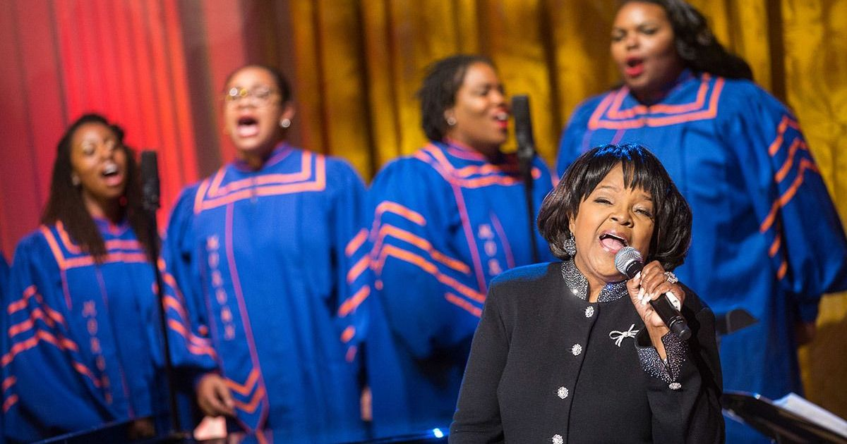 How the songs of enslaved Africans in the US were transformed into gospel music