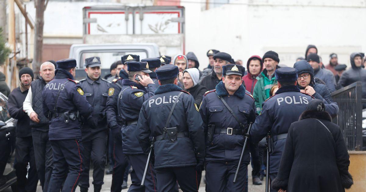 Fire kills 24 at Azerbaijan rehab centre