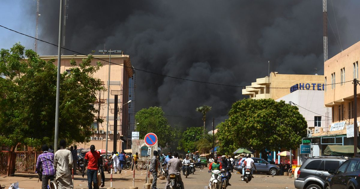 Burkina Faso: At least 28 killed in attack on French embassy, military headquarters
