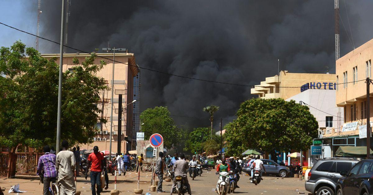 बुर्कीना फासो : आतंकी हमले में 37 लोगों की मौत
