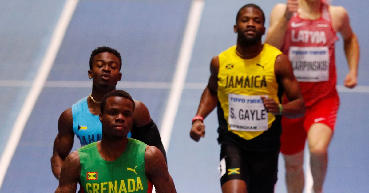 Every runner in 400m heat disqualified at world indoor athletics champs