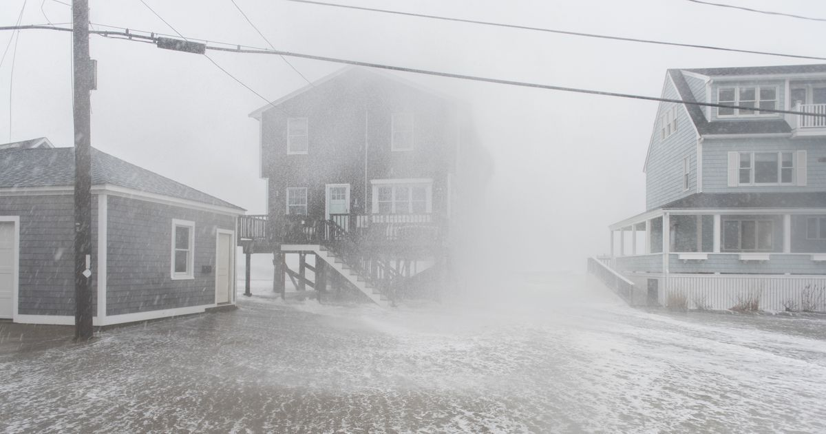 At least five killed as Winter Storm Riley hits United States East Coast