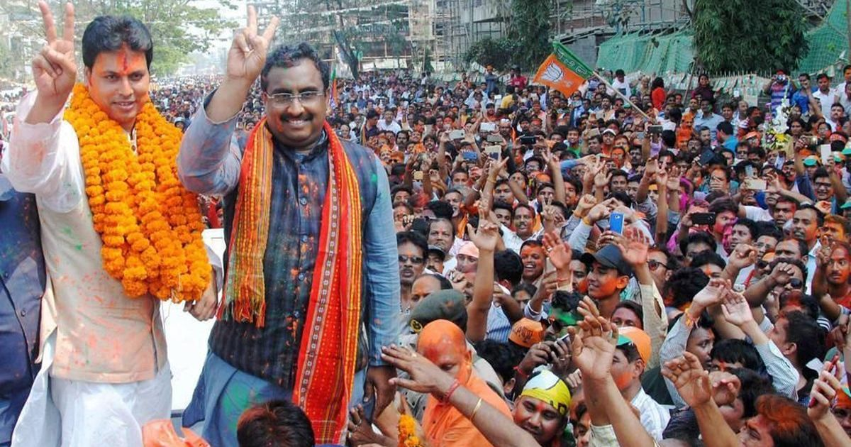 Internet existed during the Mahabharata, says Tripura Chief Minister Biplab Kumar Deb