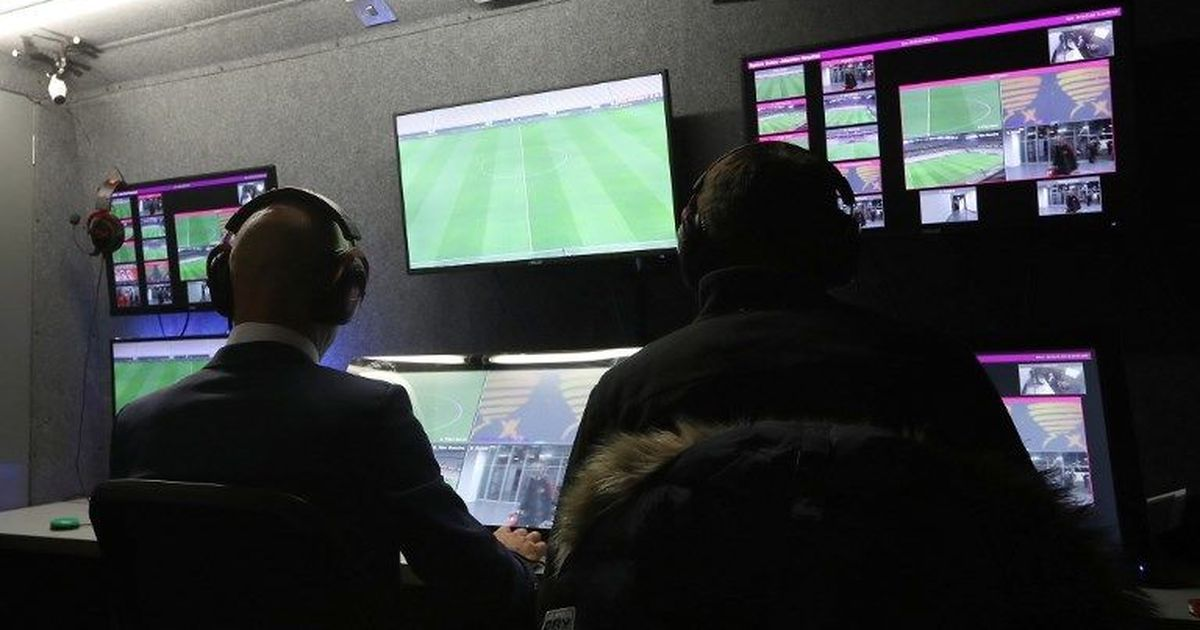 VAR to be used at 2018 World Cup finals