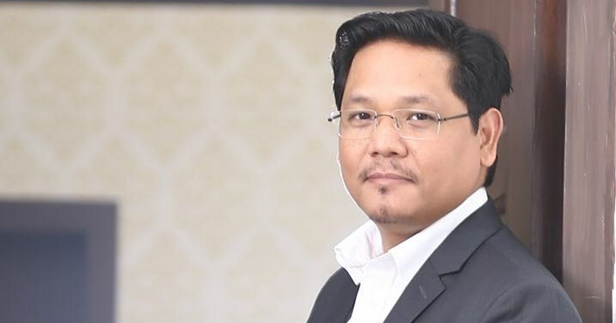 Meghalaya Chief Minister Conrad Sangma Government Wins Floor Test