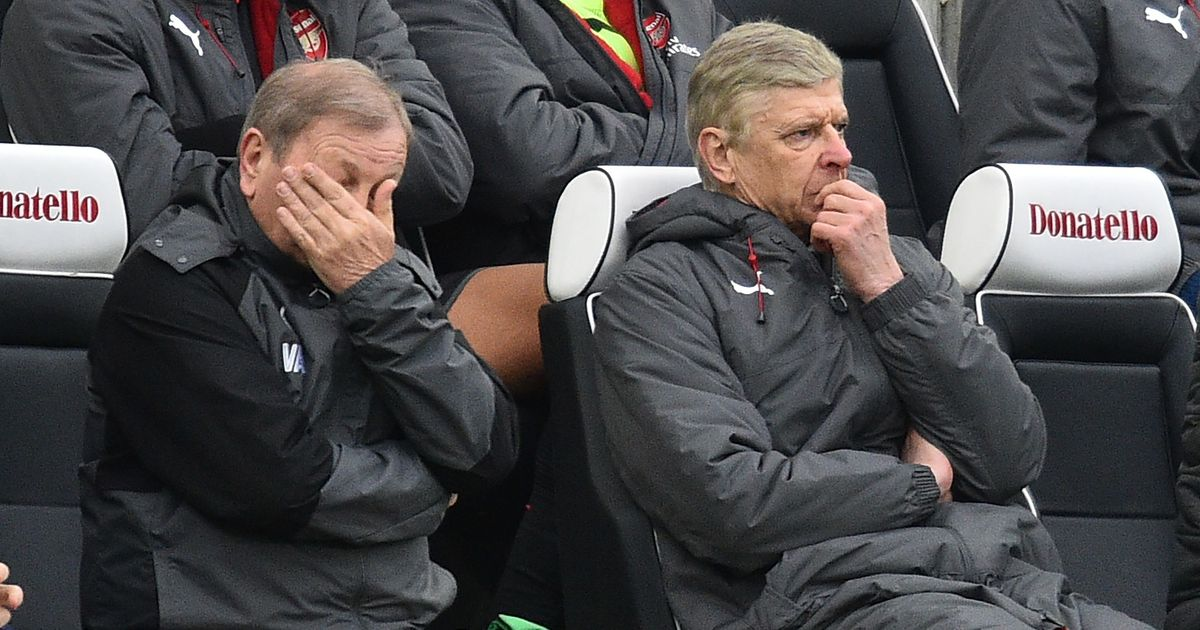 Premier League: Brighton add to Arsene Wenger's woes as Arsenal lose again