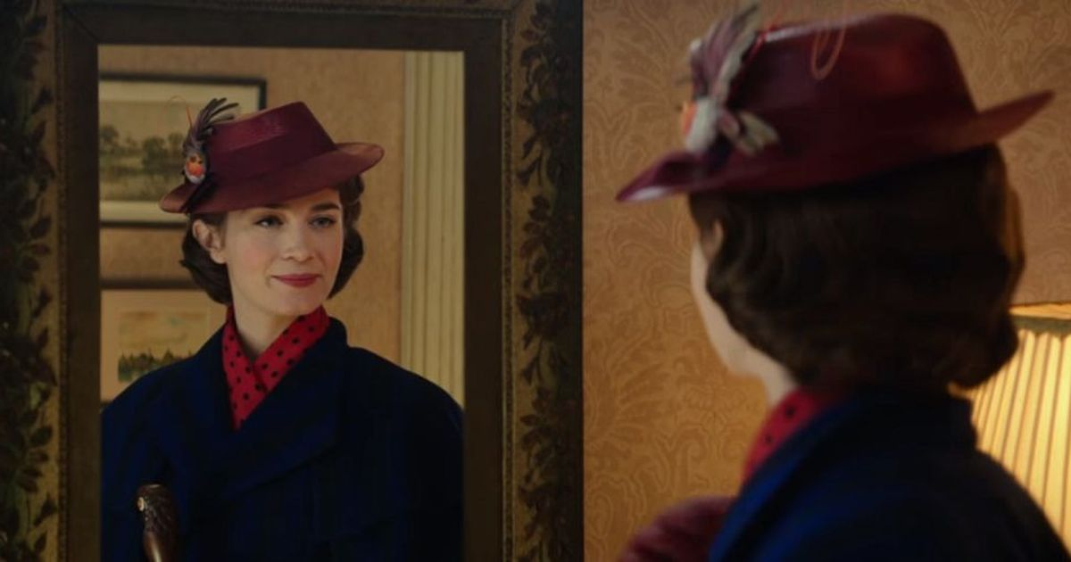 The first teaser for Mary Poppins Returns arrives!