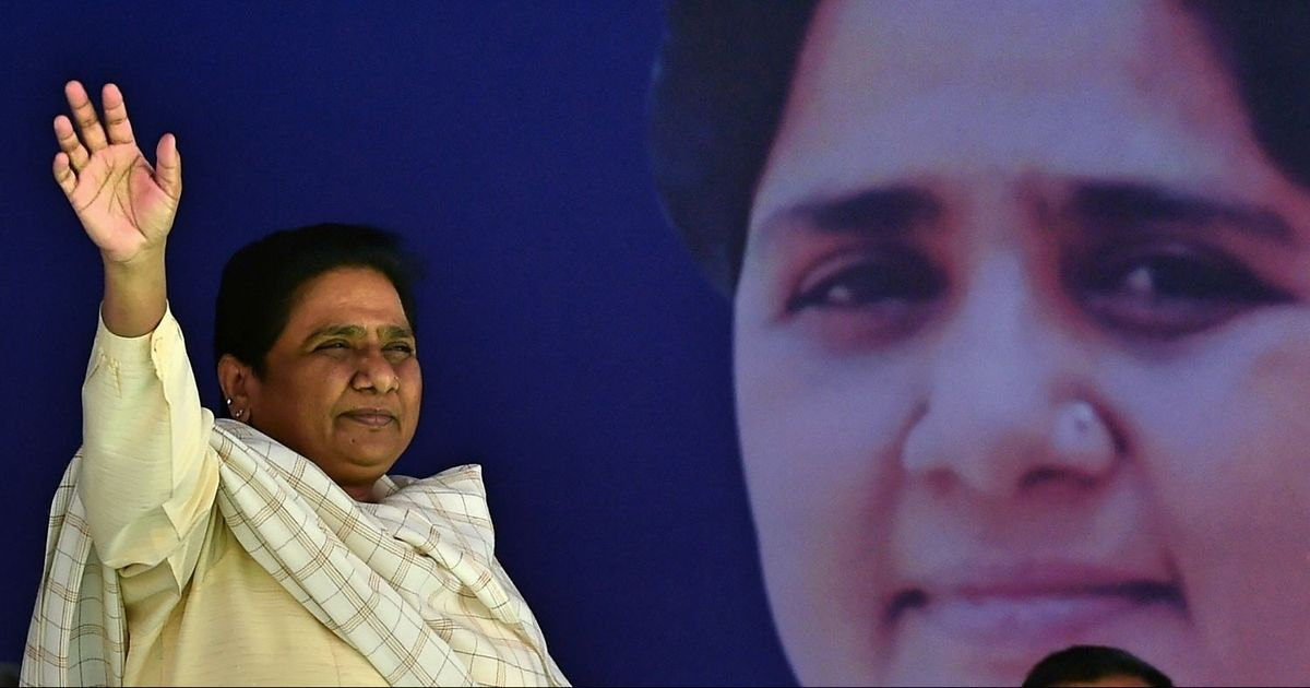 Desperate times, desperate measures: Mayawati faces a compelling need to rebrand herself