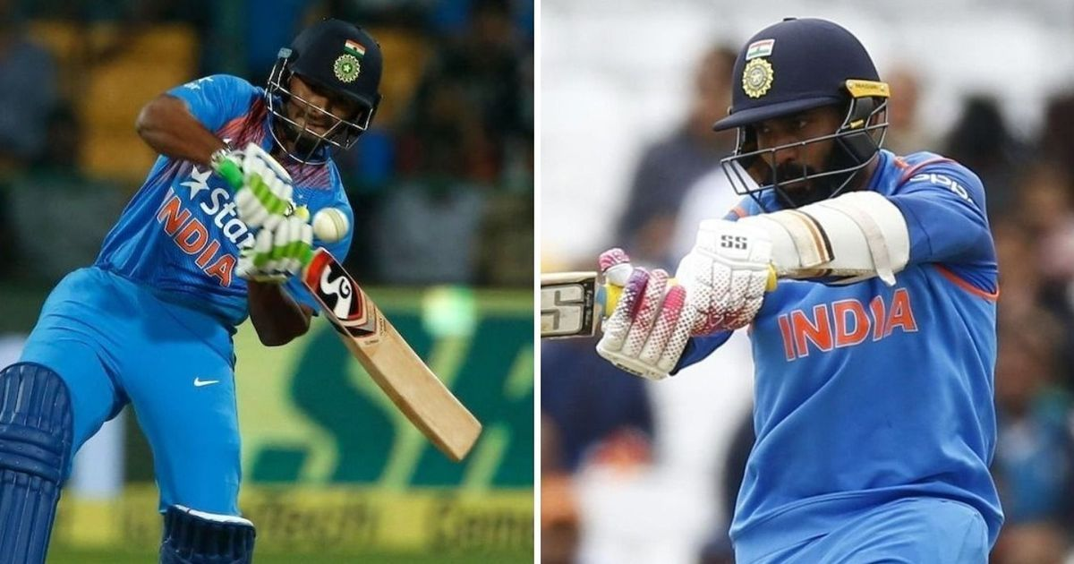 Image result for pant over dinesh karthik