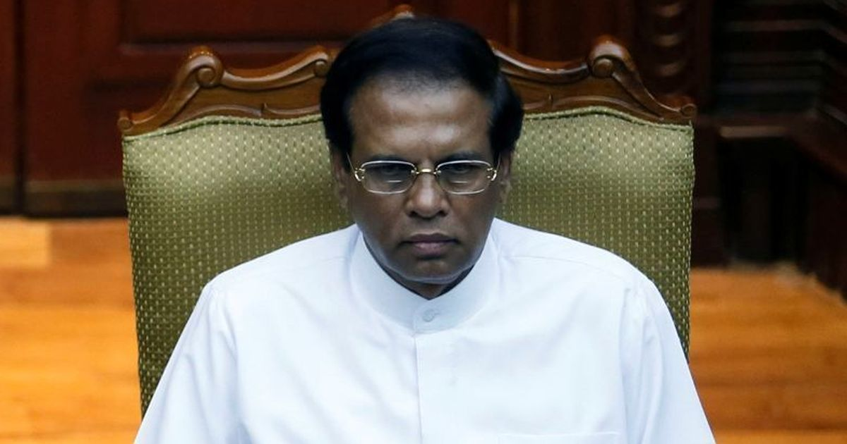 Sri Lanka crisis: Arrogance and corruption led to Wickremesinghe's sacking, says President Sirisena