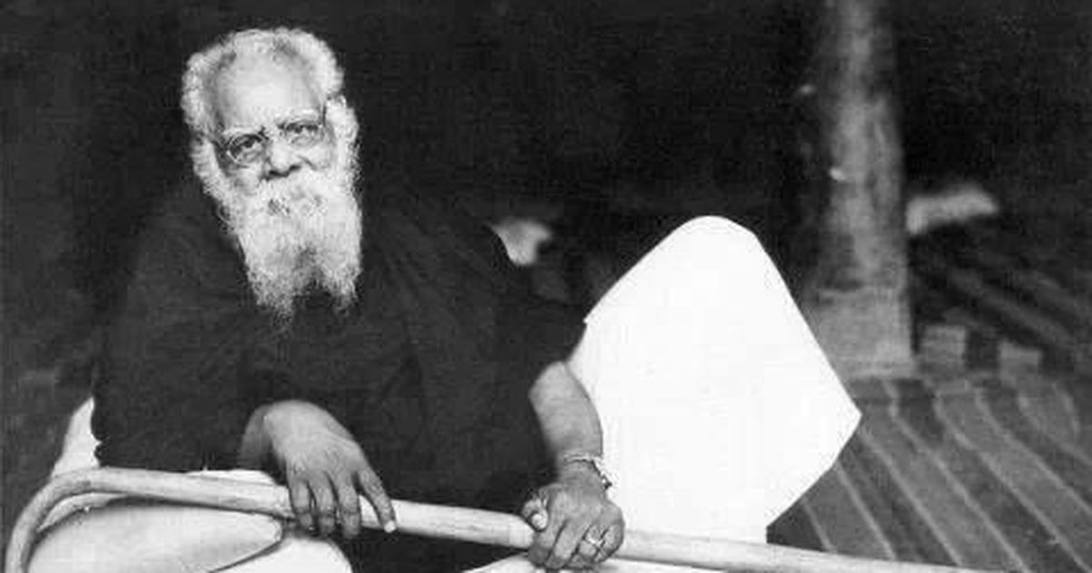 'He who created god is a fool': Periyar believed religion and rationality are complete opposites