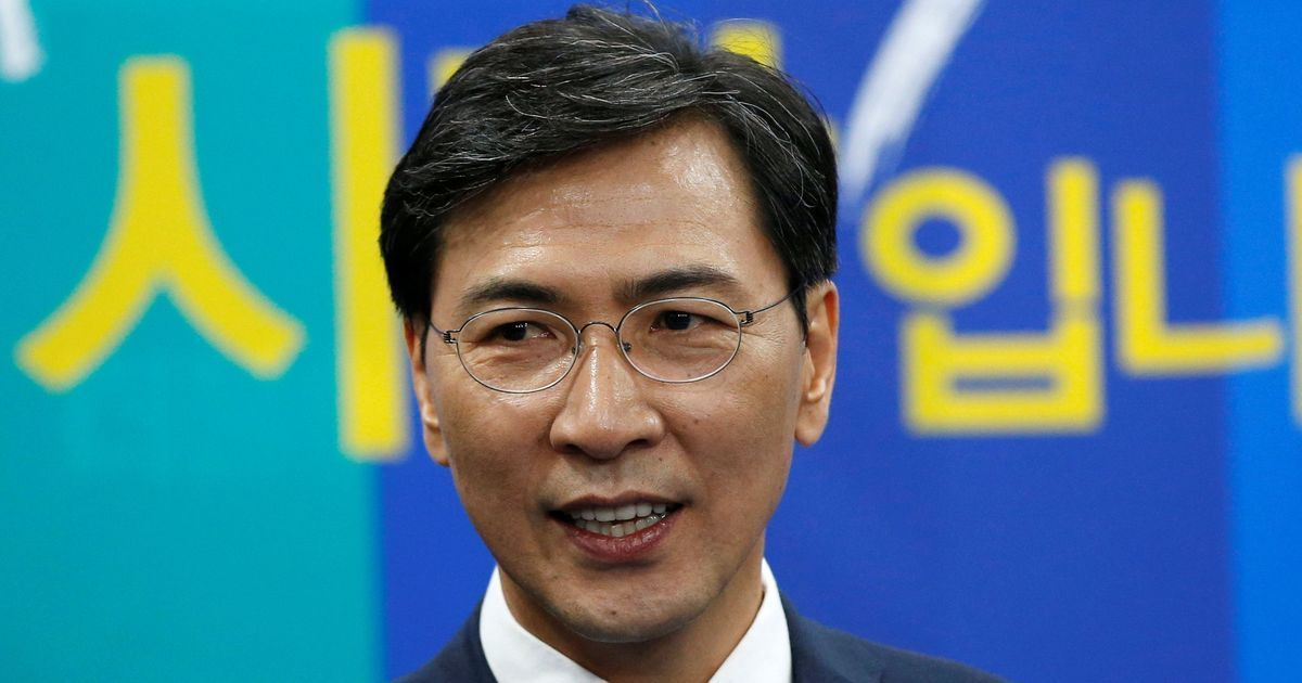 South Korean politician steps down after rape accusations