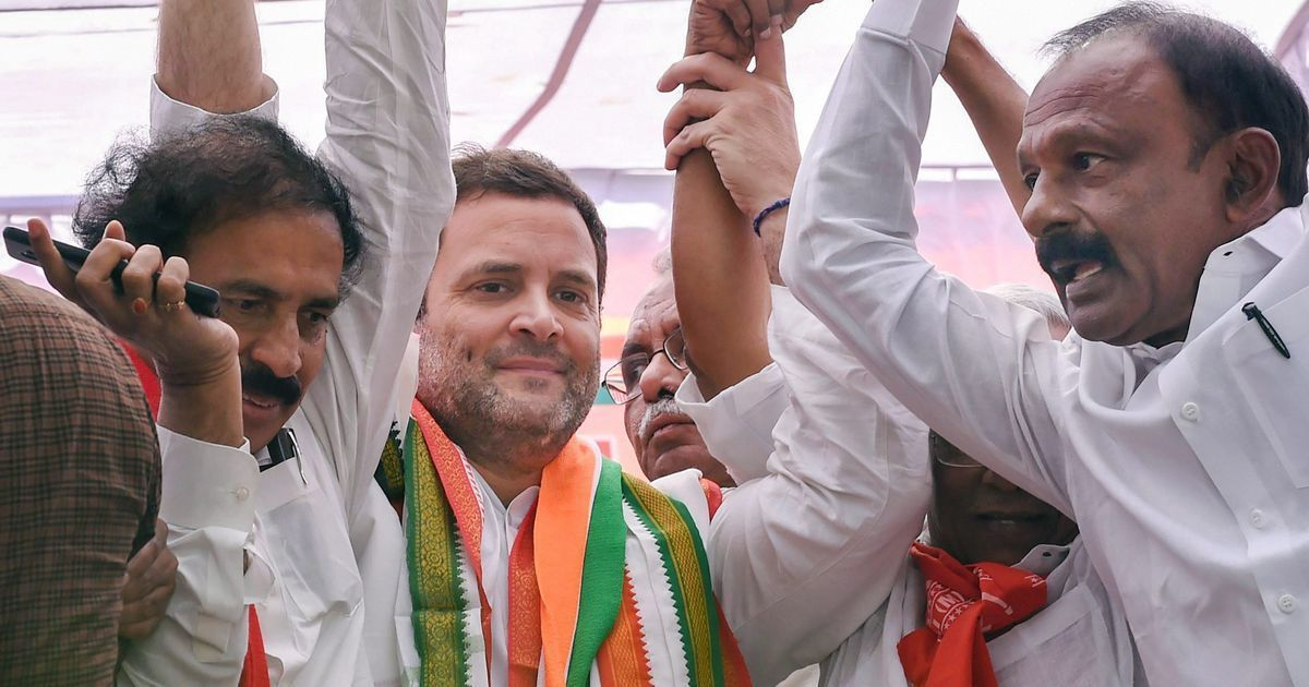 Rahul Gandhi promises special category status to Andhra Pradesh if voted to power in 2019