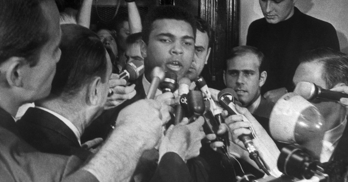 The bigger fight: How Muhammad Ali inspired generations through words, not just his fists