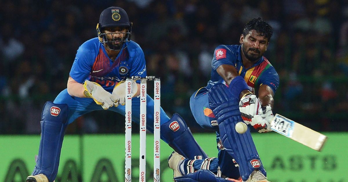 Kusal Perera's 37-ball 66 helps Sri Lanka break their T20 jinx against India