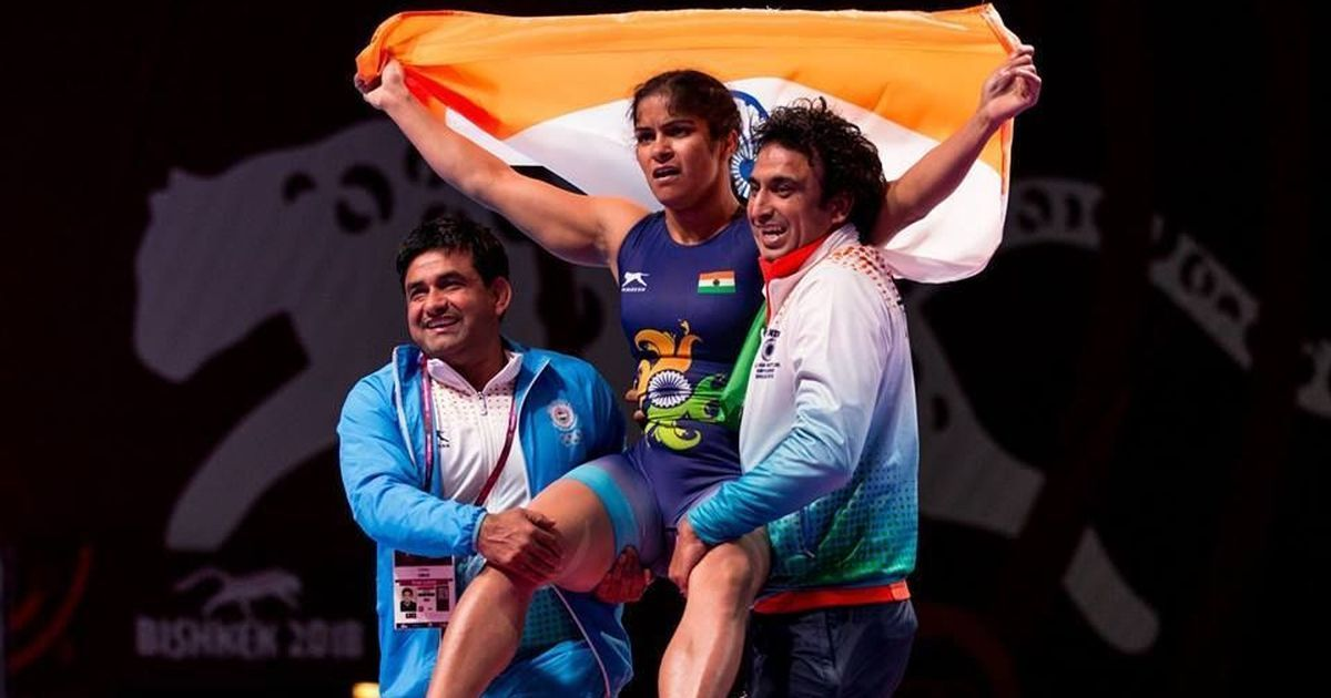 Asian Champion Navjot Kaur climbs to No 2 in United World Wrestling rankings