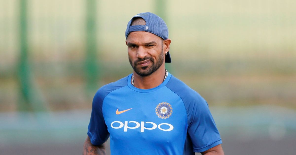 World Cup: India's opening batsman Shikhar Dhawan hits the gym as he begins recovery from injury