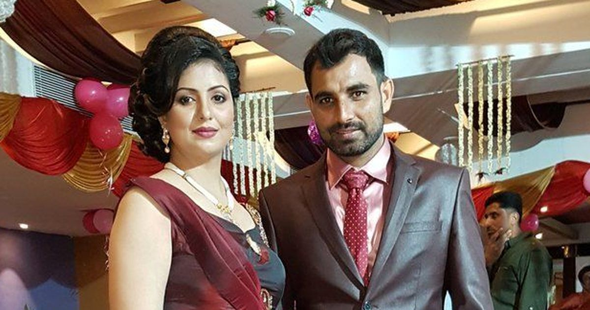 Indian Cricketer Mohammed Shami accused of assault and extramarital affair by wife