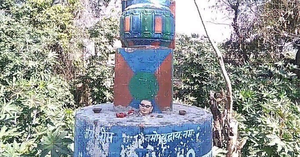 Periyar statue vandalised: CRPF jawan arrested