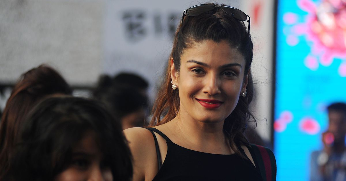 Raveena Tandon clarifies over shooting inside Lingaraj Temple