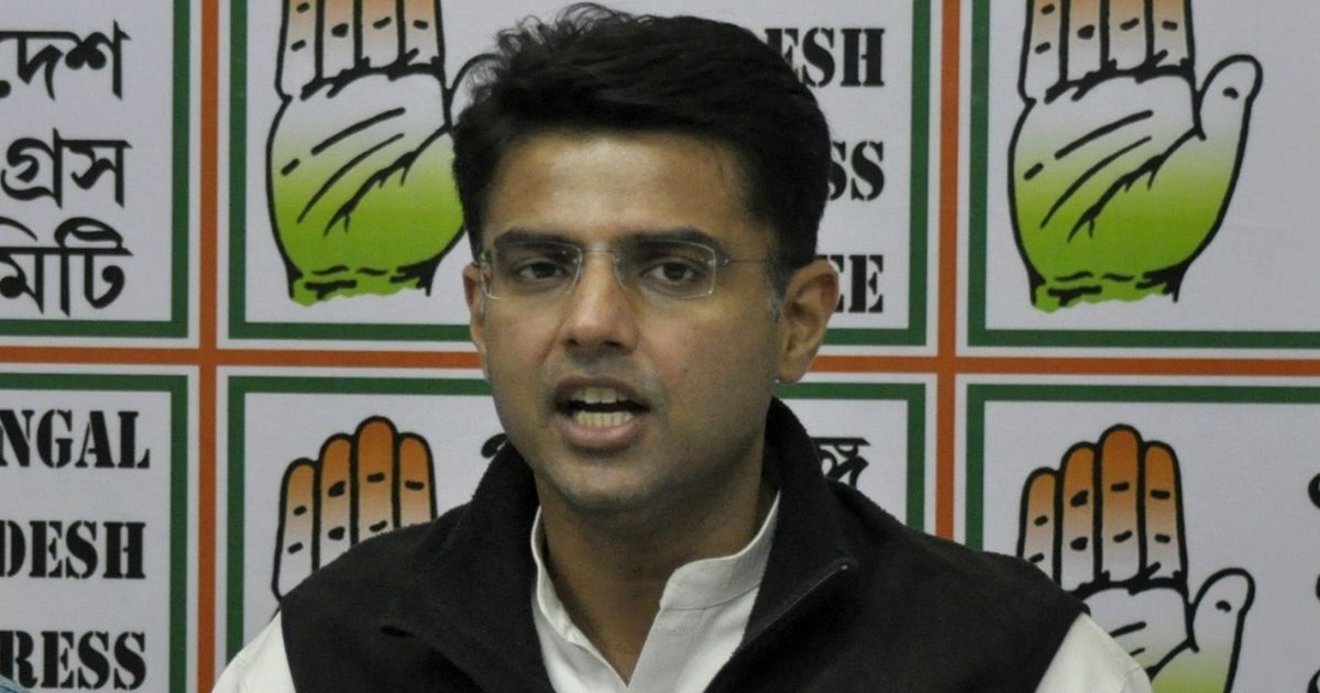 Rajasthan local polls win boost for Congress: Sachin Pilot