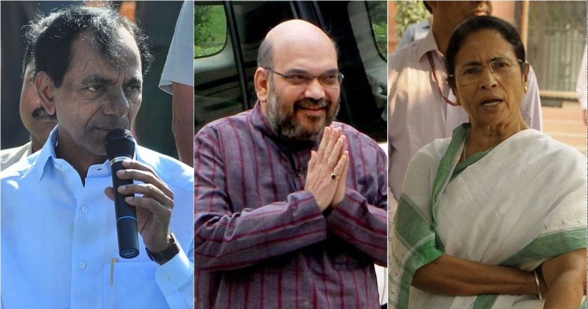 'Of course, I am Right Wing. What is wrong with being Right Wing?': Amit Shah has plans for the BJP
