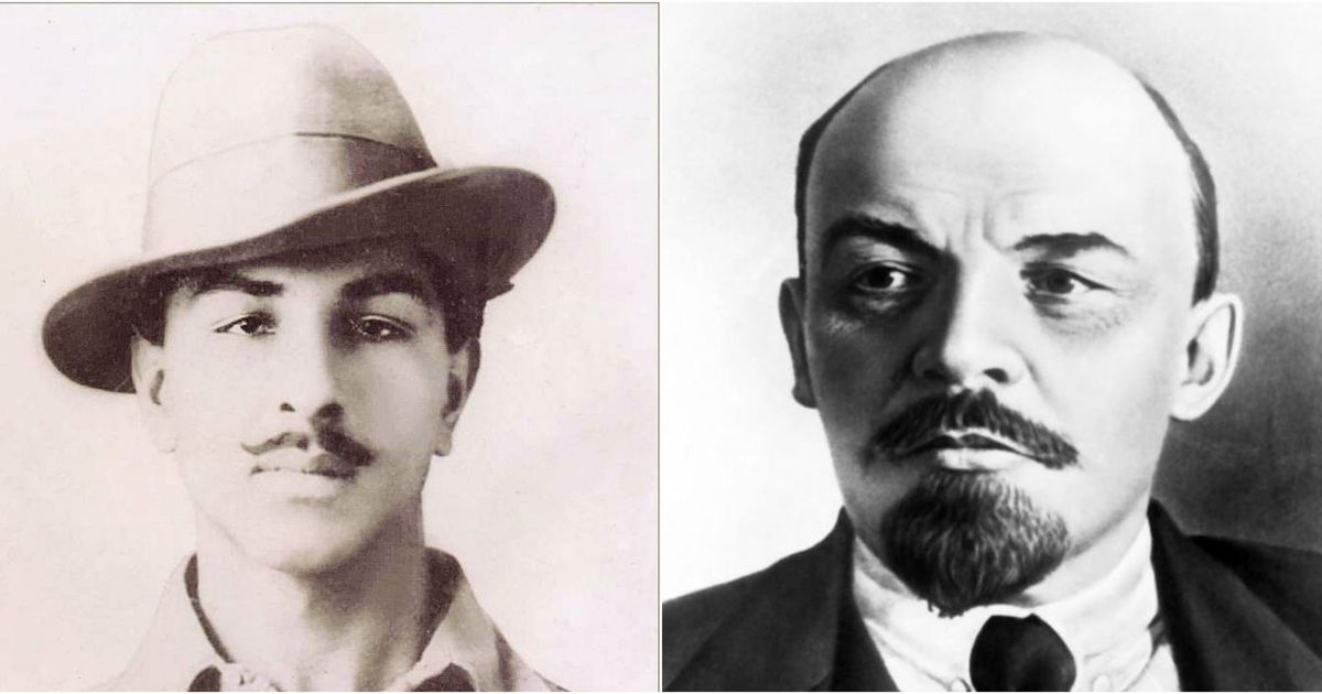 यह दावा कितना सही है कि भगत सिंह लेनिन के अत्याचारों से अपरिचित थे?
