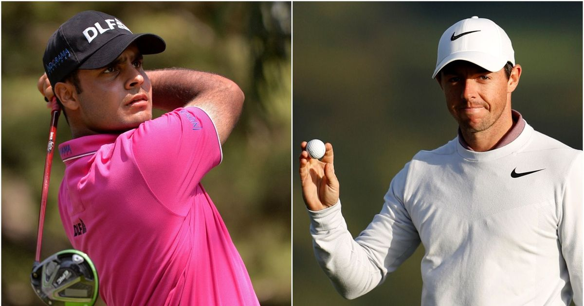 Brit golfers relishing first taste of India