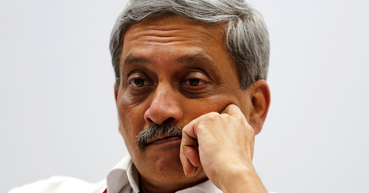 Goa Congress writes to Governor, alleges Manohar Parrikar may dissolve Assembly before term ends