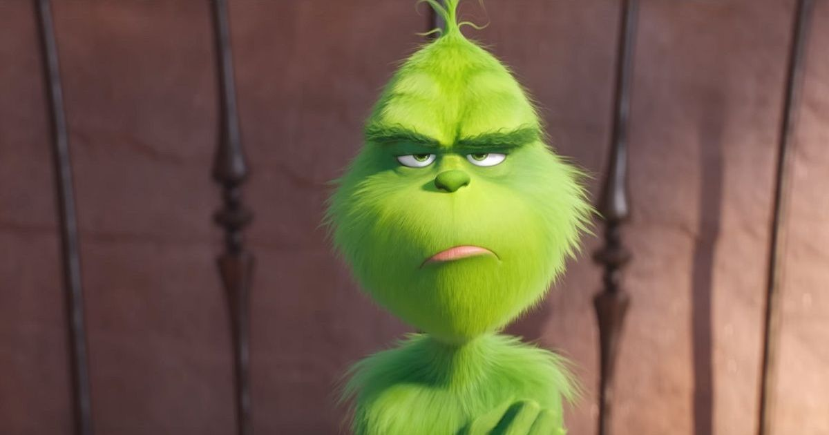'The Grinch' Trailer Sees the Green Grump at His Grouchiest