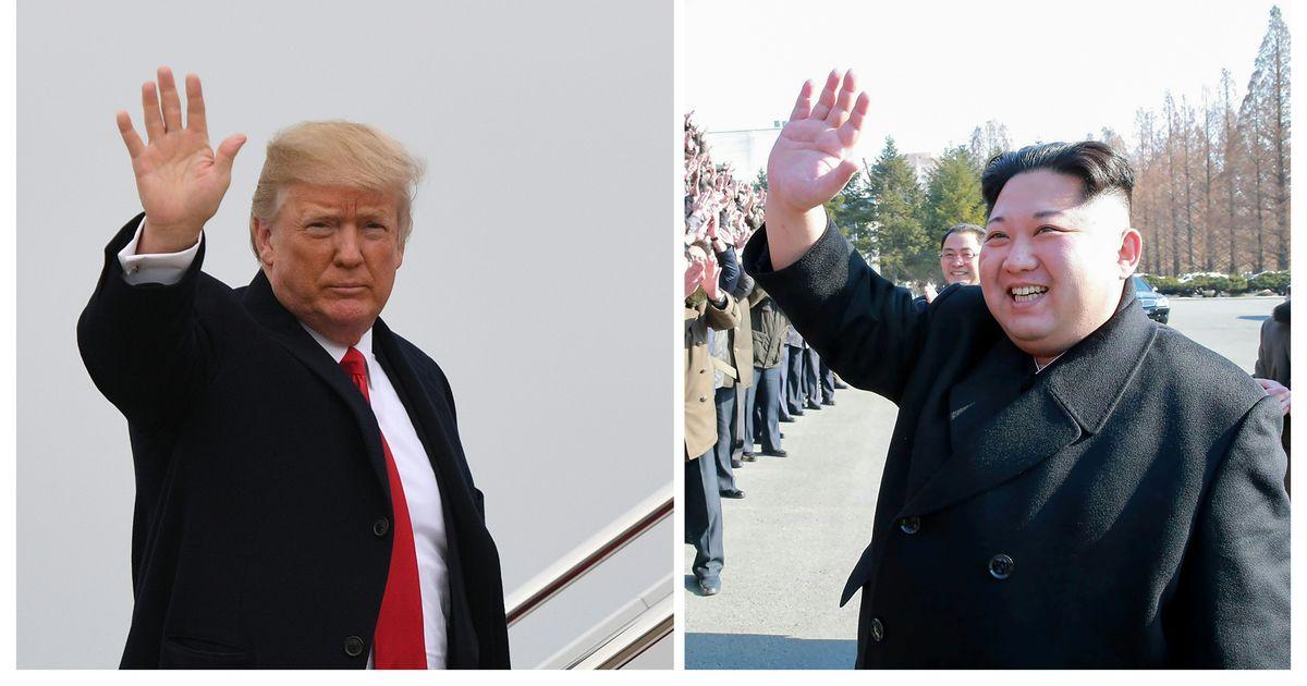 शिखर वार्ता रद्द करने की उत्तर कोरिया की धमकी पर डोनाल्ड ट्रंप ने कहा - देखते हैं