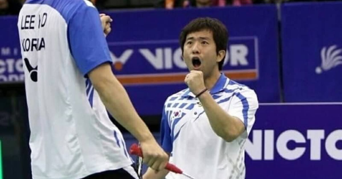 Two-time All England doubles winner Jung Jae Sung dies aged 35