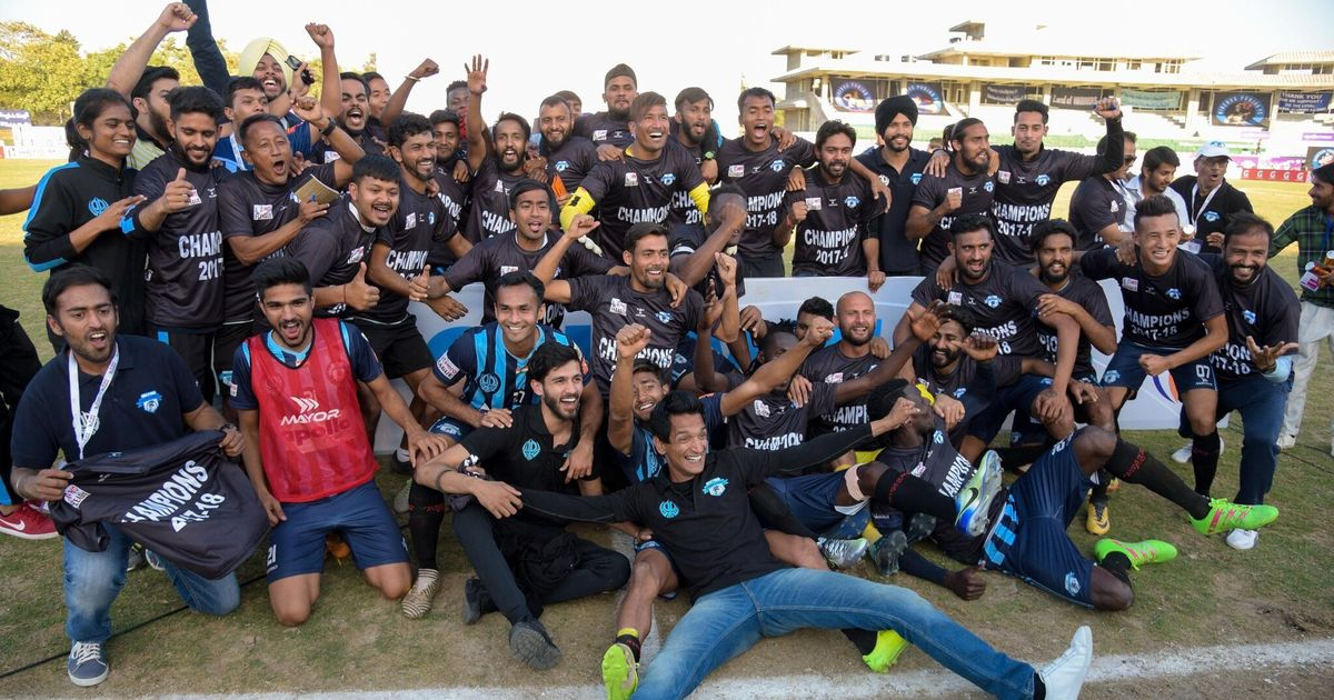 Minerva won the I-League this year as much as East Bengal and Mohun Bagan blew it