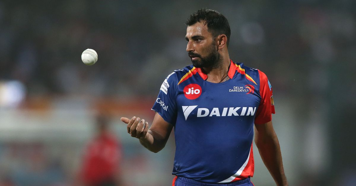 Delhi Daredevils await BCCI instructions  before taking call on Mohammad Shami's status